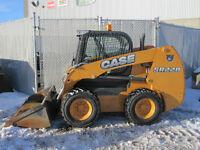 Case SR220 Skidsteer 1170hrs