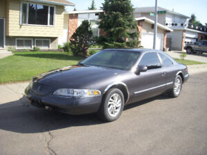 1998 Lincoln Mark VIII Coupe