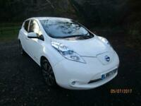 2017 Nissan Leaf 80kW Tekna 30kWh 5dr Auto Hatchback Electric Automatic