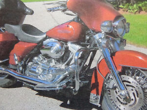 2007 Harley FLHS for sale       recycledgear.ca