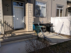 FOR RENT: Furnished or Unfurnished available June 1st