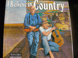 I BELIEVE IN COUNTRY - 9 LP BOXED SET