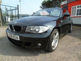 2008 BMW 1 Series 120d M Sport 3dr, Full Service history,2 keys,12 months mot...