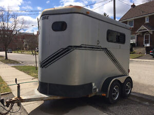Horse Trailer Available for Rent!