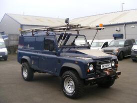 Land Rover Defender 2.4TD 90 STATION WAGON (blue) 2009