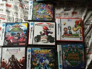 NINTENDO DS GAMES FOR CHEAP!!