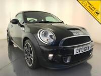 2013 MINI COOPER DIESEL COUPE £30 ROAD TAX SERVICE HISTORY FINANCE PX