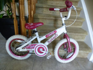 "Slupercycle ""Dream"" with 14"" tires"