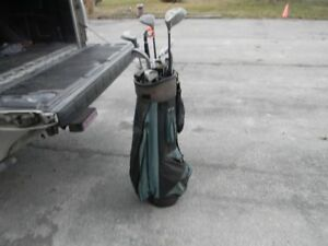 Classic golf set-with extras