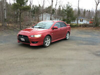 Fully loaded 2009 Mitsubishi Lancer Sedan