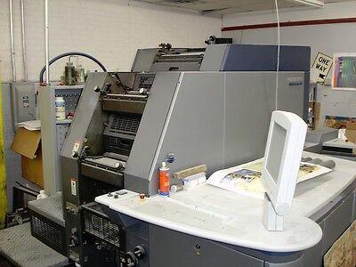 Heidelberg Di Pro Offset Press Qmdi 46-4 W Ps3 Rip Year 2002 26 Million Imp