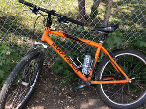 Garry Fisher tequila mountain bike $250 please call 905 9750518