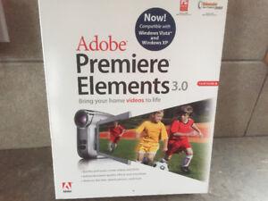Adobe Premiere Elements 3.0