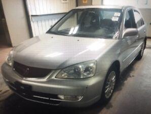 2001 Acura EL 4dr Sdn Premium Auto