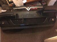 Corsa Sxi Facelift Bumper