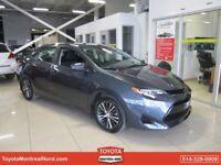2018 Toyota Corolla DEMO LE CVT GR. AMELIORE Toit+Mags City of Montréal Greater Montréal Preview