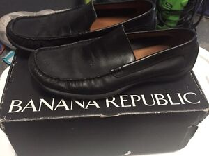 Banana Republic loafers for men size 9