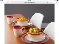 Brand New Denby Intro 16 pc Dinner Set Watch|Share |Print|Report
