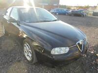 Alfa Romeo 156 1.8 ( Recaro ) T.Spark Veloce 4 DOOR - 2001 Y-REG - 5 MONTHS MOT