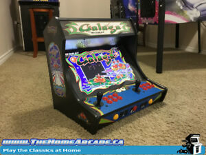New The Home Arcade Bartop Cabinet w/ over 9,880 games plus Wty