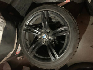 Used BMW winter wheels and tires!! BMW 320 328 330 428 440