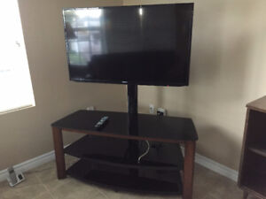 """Samsung 46"""" HD LED TV with Stand"""