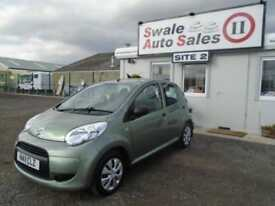 2011 CITROEN C1 1.0 VT - 29,503 MILES - £20 ROAD TAX - VERY LOW INSURANCE GROUP