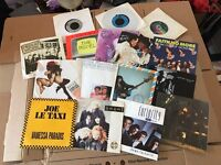 Selection of classic EP's