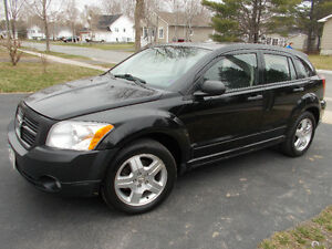 2007 Dodge Caliber xlt Hatchback
