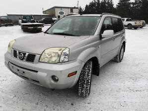 2005 Nissan X-Trail XE CERTIFIED! 4WD! NO RUST! ONLY 136k!
