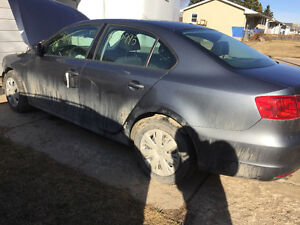 Volkswagen Jetta 2012 parts