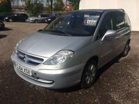 2004 CITROEN C8 2.2i 16V Exclusive 7 SEATER 12 MONTHS MOT and WARRANTY AVAIL