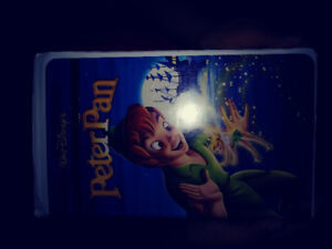 DISNEY VHS TAPES 4 AMAZING MOVIES !!!!!!!