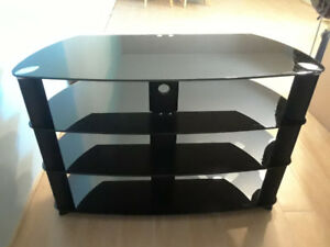 Classy high end tv stand