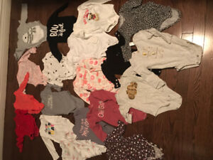 6-12 Month Brand Name Baby Girl Clothing
