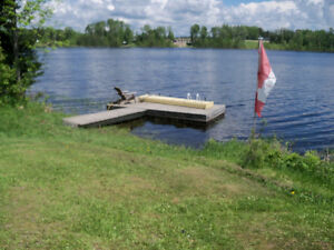 Elk Lake Waterfront on the Montreal River