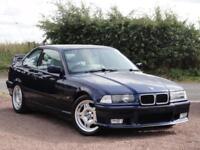 BMW E36 325i Auto, 2 Owners, 78k Miles, FSH, MOT: June 2019 (M50 Engine), 1992