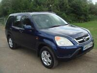 Honda CR-V 2.0 i-VTEC SE Executive,leather, sat nav, heated seats, just serviced