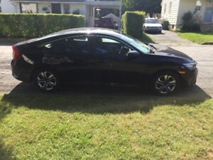 2016 Honda Civic LX (lease take over)