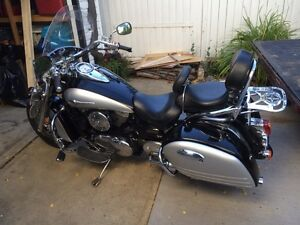 05 Kawasaki Vulcan nomad 1600 sell or trade for BMW  R1200