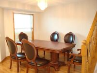 ROOM W/ INDIVIDUAL WSHRM,AND LIVING RM downtown and airport.