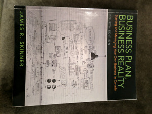 Business Plan, Business Reality 4th Ed.