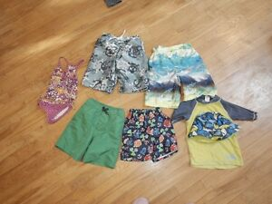 Boys and girls swim wear 5$ each OBOs