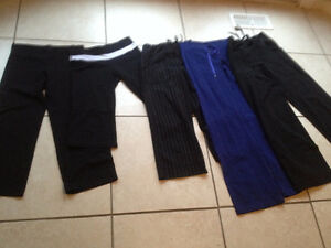 Lululemon pants and crops size 4 $35 each