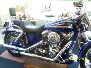 2008 Harley Davidson Dyna FXDSE CVO Screaming Eagle