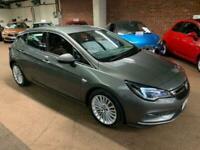 2017 Vauxhall Astra ELITE NAV CDTI ECOFLEX SS Hatchback Diesel Manual
