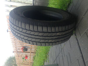 Great condition winter tires 215/60/R16