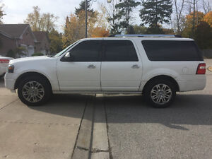 2013 Ford Expedition Max limited fully loaded!!