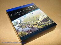 BBC Planet Earth Blu ray