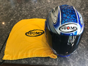 Excellent condition Suomy mens large helmet